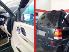 Duplikat kunci Ford Escape