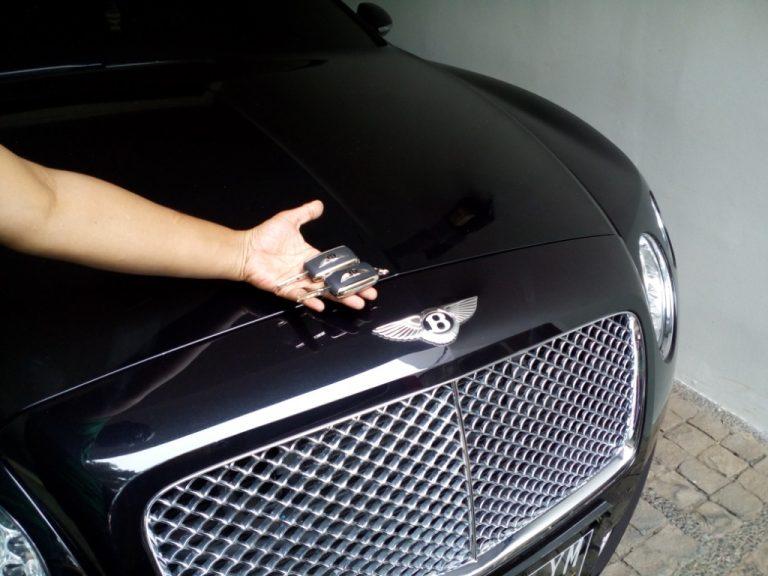 Ahli Kunci Mobil Bentley